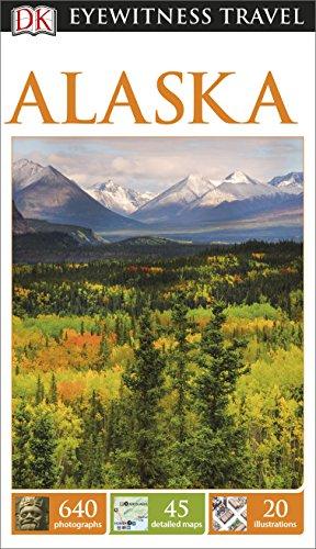 9780241007013: DK Eyewitness Travel Guide: Alaska