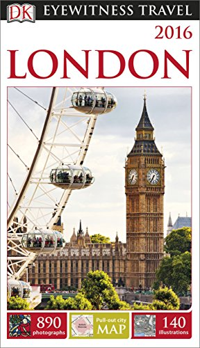 9780241007198: DK Eyewitness Travel Guide. London