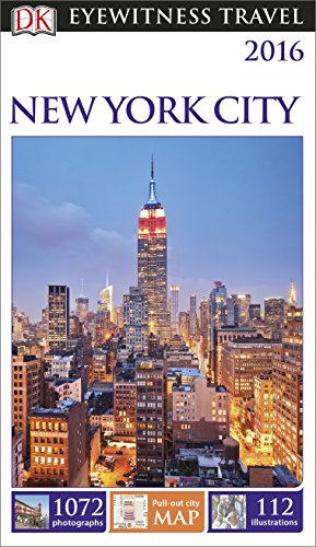 9780241007211: DK Eyewitness Travel Guide: New York City