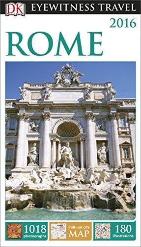 9780241007334: DK Eyewitness Travel Guide: Rome
