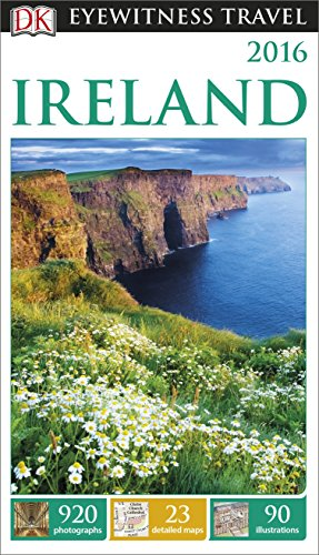 9780241007365: Dk Eyewitness Travel Guide: Ireland