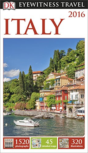9780241007372: DK Eyewitness Travel Guide: Italy
