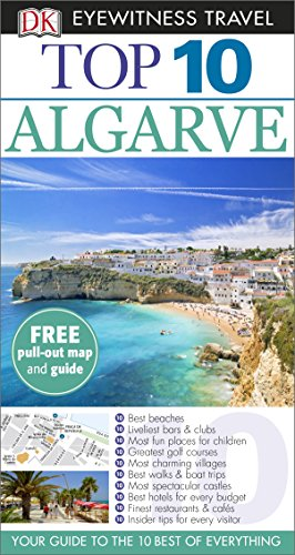 9780241007389: DK Eyewitness Top 10 Travel Guide. Algarve