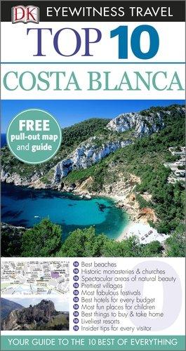 9780241007402: DK Eyewitness Top 10 Travel Guide: Costa Blanca