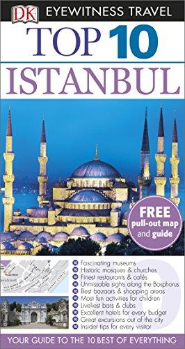 9780241007419: DK Eyewitness Top 10 Travel Guide: Istanbul