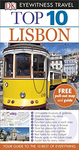 9780241007488: DK Eyewitness Top 10 Travel Guide: Lisbon