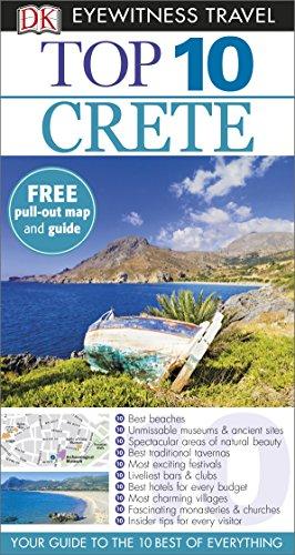 9780241007495: DK Eyewitness Top 10 Travel Guide. Crete (DK Eyewitness Travel Guide)