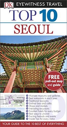 9780241007532: DK Eyewitness Top 10 Travel Guide. Seoul