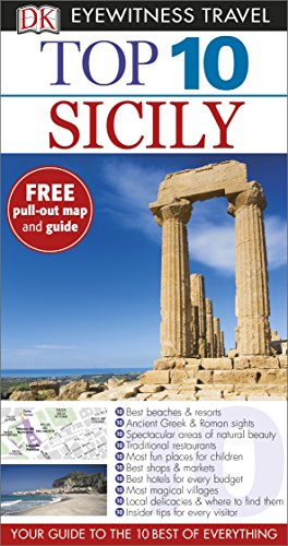 9780241007549: DK Eyewitness Top 10 Travel Guide: Sicily