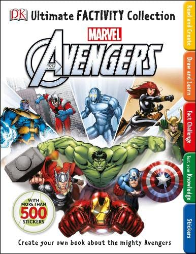 9780241007587: Marvel The Avengers Ultimate Factivity Collection