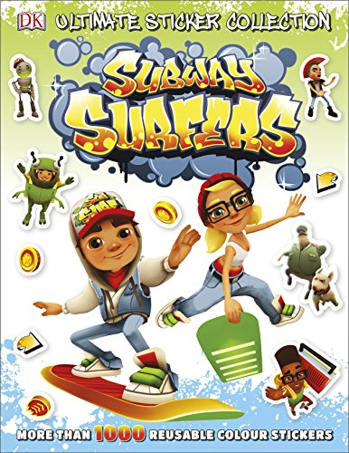 9780241007815: Subway Surfers Ultimate Sticker Collection