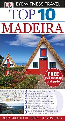 9780241007884: Dk Eyewitness Top 10 Travel Guide: Madeira