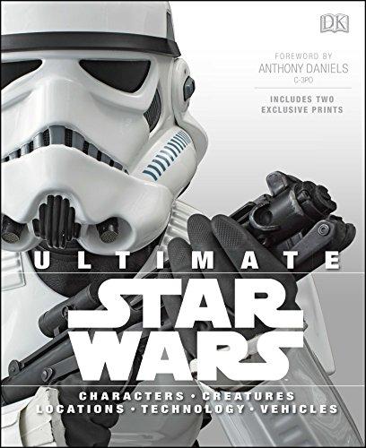 Ultimate Star Wars: Barr, P.