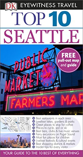 9780241007921: DK Eyewitness Top 10 Travel Guide: Seattle