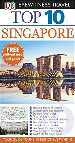 9780241007938: DK Eyewitness Top 10 Travel Guide. Singapore