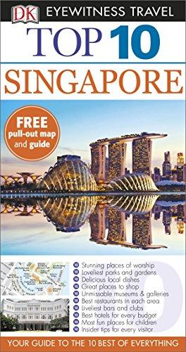 9780241007938: DK Eyewitness Top 10 Travel Guide: Singapore