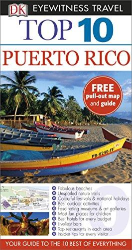 9780241007969: Top 10 Puerto Rico (Pocket Travel Guide)