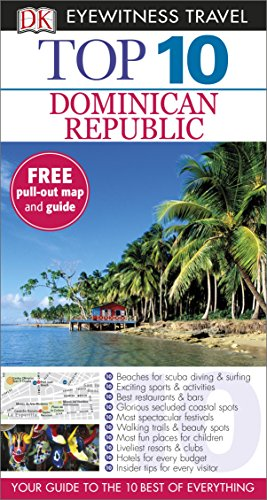 9780241007976: Dk Eyewitness Top 10 Travel Guide: Dominican Republic