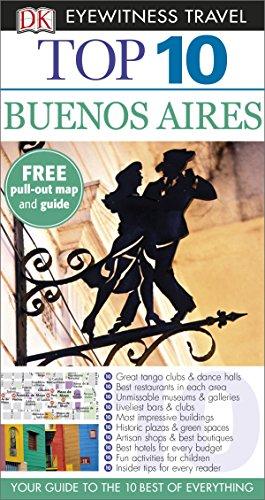 9780241007983: DK Eyewitness Top 10 Travel Guide: Buenos Aires
