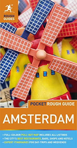 9780241008898: Pocket Rough Guide Amsterdam (Rough Guide Pocket Guides)