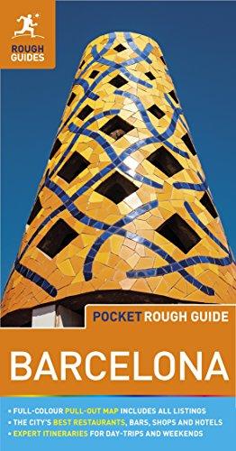 9780241009345: Pocket Rough Guide Barcelona (Rough Guide Pocket Guides)