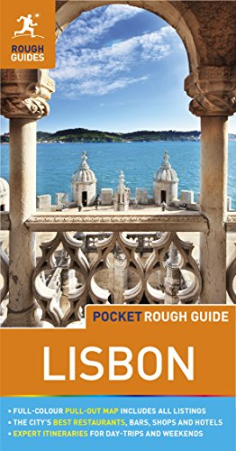 9780241009710: Pocket Rough Guide Lisbon