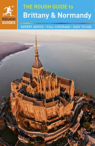 9780241009741: The Rough Guide to Brittany and Normandy