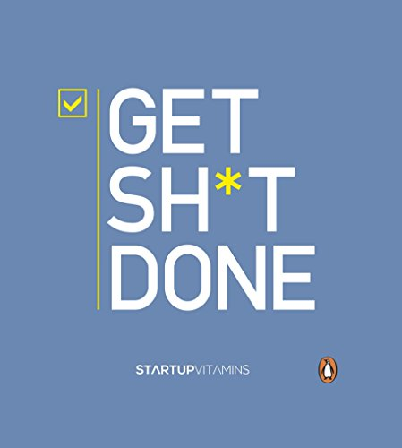 9780241012550: Get Shit Done
