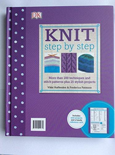 9780241012789: Knit Step By Step
