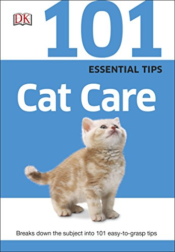 9780241014714: 101 Essential Tips Cat Care