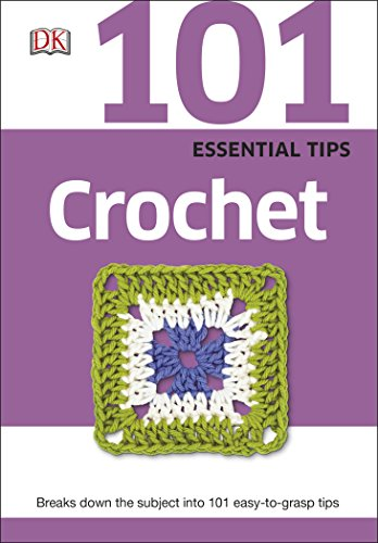 9780241014721: 101 Essential Tips Crochet