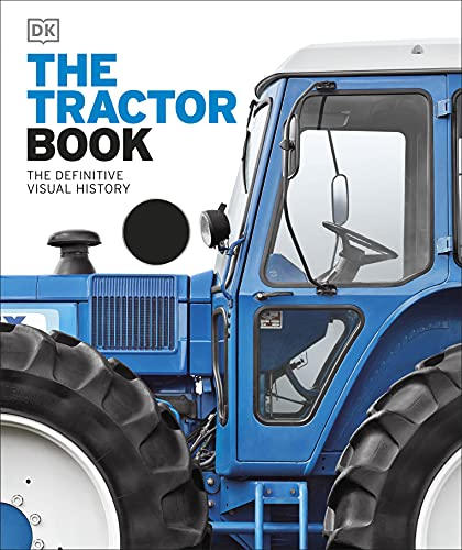9780241014820: The Tractor Book