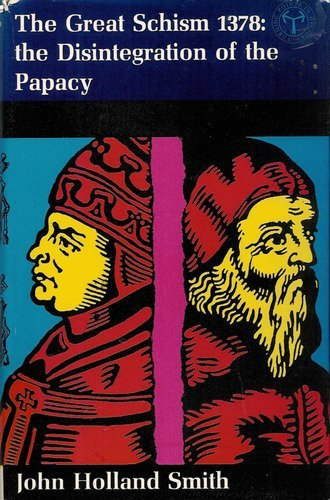 9780241015209: The Great Schism, 1378 (Turning points in history)