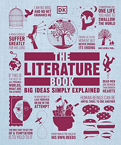 9780241015469: The Literature Book: Big Ideas Simply Explained
