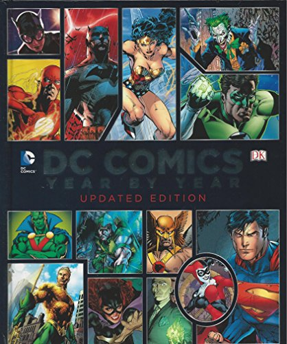 9780241015858: DC Comics Year by Year - Updated edition