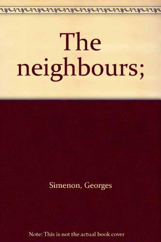 9780241015988: The Neighbours
