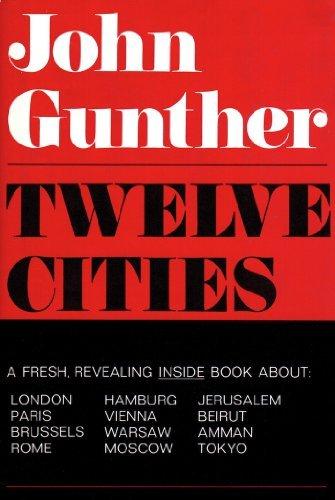 9780241016213: Twelve Cities