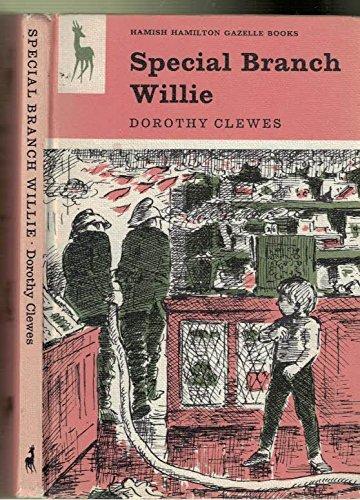 9780241016404: Special Branch Willie (Gazelle Books)