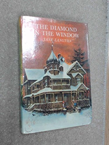 9780241017968: The Diamond in the Window (Hall Family Chronicles)
