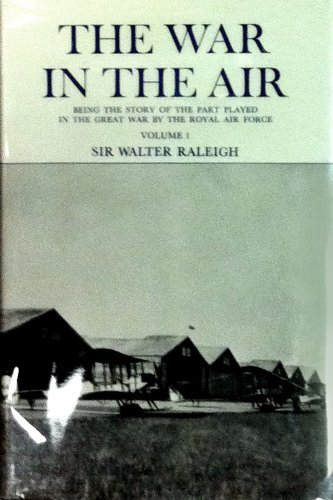 9780241018057: War in the Air Volume I