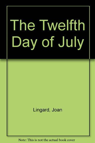 9780241019849: The Twelfth Day of July