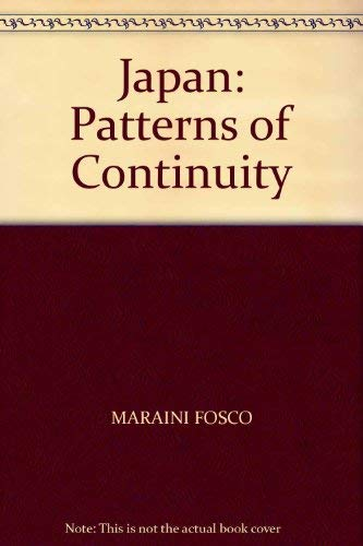 9780241021903: Japan : Patterns of Continuity