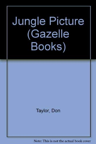 9780241022115: Jungle Picture (Gazelle Books)