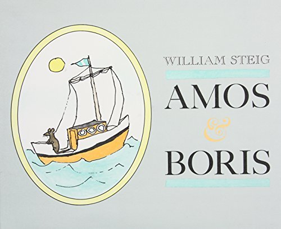 9780241022917: Amos & Boris