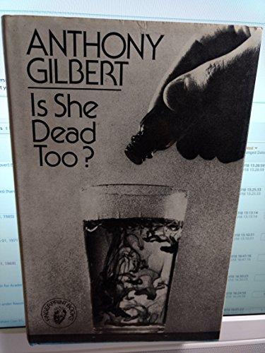 9780241023877: Is She Dead Too? (Fingerprint Books)