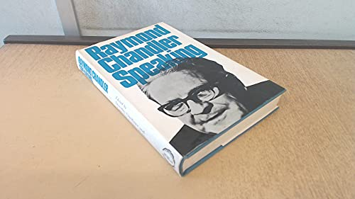 9780241024294: Raymond Chandler Speaking