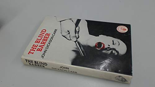 9780241024706: The Blind Barber (Fingerprint Books) (Import)