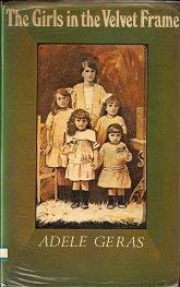9780241100110: The girls in the velvet frame