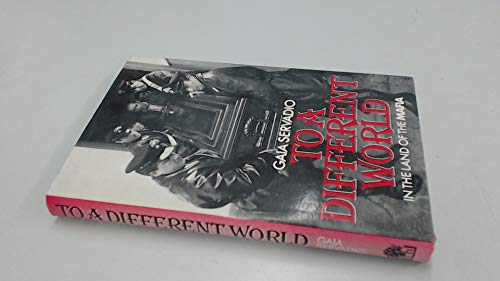 9780241100608: To a Different World