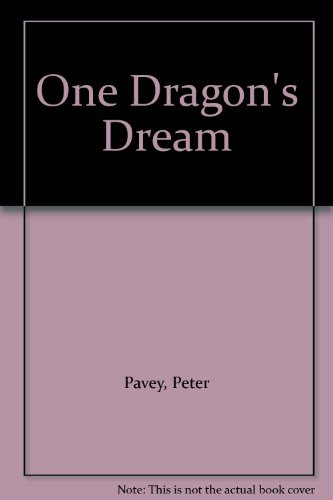 9780241101094: One Dragon's Dream